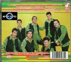 barato para la venta venta barata del reino unido precio loco Details about Grupo Perla Colombiana El Poder de tu Amor CD New Nuevo Sealed