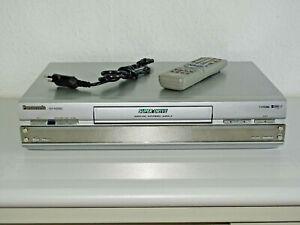 Panasonic-NV-HS880-S-VHS-ET-Videorecorder-inkl-FB-2-Jahre-Garantie