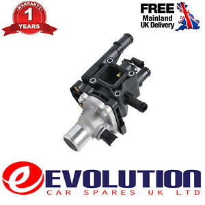 THERMOSTAT HOUSING KIT WITH SENSOR FITS VAUXHALL ASTRA ...