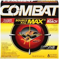 Combat Source Kill Max R2 Large Roach 8 Ct