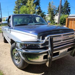 1995 Dodge Ram 2500 Grey