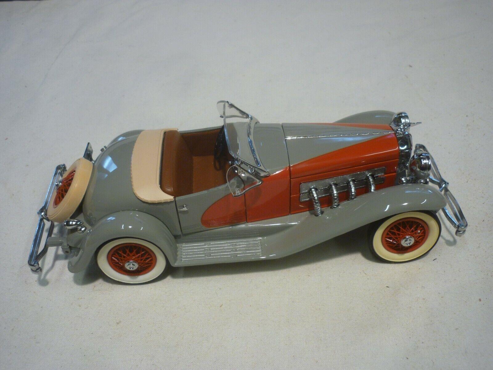 hasta un 50% de descuento Un modelo de escala de Danbury Mint de un 1935 1935 1935 Duesenberg SSJ Speedster, Sin Caja  minoristas en línea