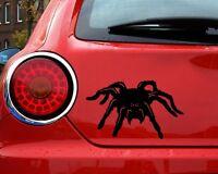 16cm Vogelspinnen Aufkleber Vogelspinnenaufkleber Sticker 25 Farben Autosticker