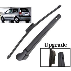 Rear-Windscreen-Wiper-Blade-Arm-Set-Kit-For-Hyundai-Getz-2005-2011-OE-988101C000