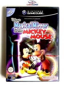 Disney-Magical-Miroir-Mickey-Mouse-Gc-Game-Cube-Scelle-Scelle-Nouveau-Neuf-Spa