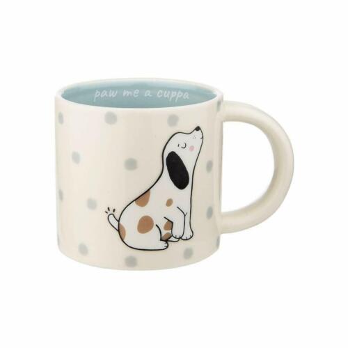Sass /& Belle Barney le chien Boissons Tasse Café Thé Tasse Chiens Puppy Paw-Moi Un Cuppa