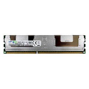 Samsung-16gb-4rx4-pc3l-8500r-ddr3-1066mhz-1-35v-ECC-REG-RDIMM-Memory-Ram-1x16g