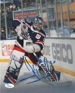 361b57f05cd Image is loading New-York-Rangers-Henrik-Lundqvist-Autographed-Signed-8x10-