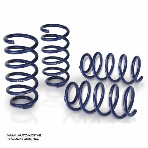 H/&r Ressorts 55//35mm 29484-1 BMW 3er e46 346l//r Abaissement