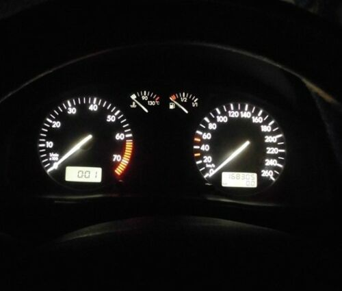 3BG weiße Tacho beleuchtung umbau Led Set VW Passat 3B