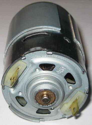 High Torque 3200 RPM 2 X Large 12V Hobby Motor 650 Series R//C Model Motor
