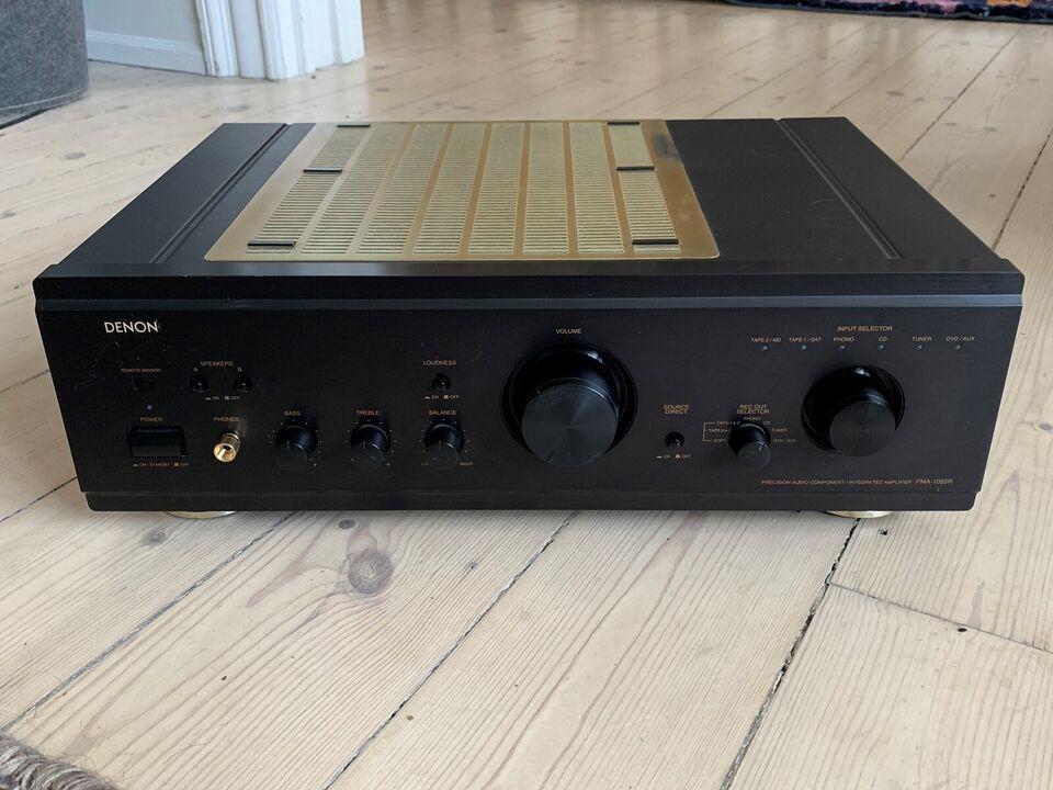 Forstærker, Denon, PMA-1055R