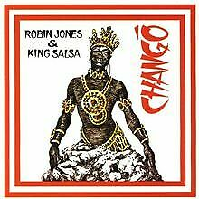 Img del prodotto Robin Jones And King Salsa - Sabroso Mambo [cd]