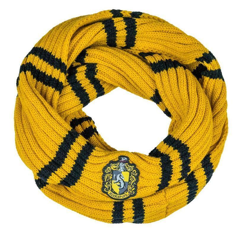 Harry Potter scarf Infinite Poutsouffle 66 cm hufflepuff scarf 601338
