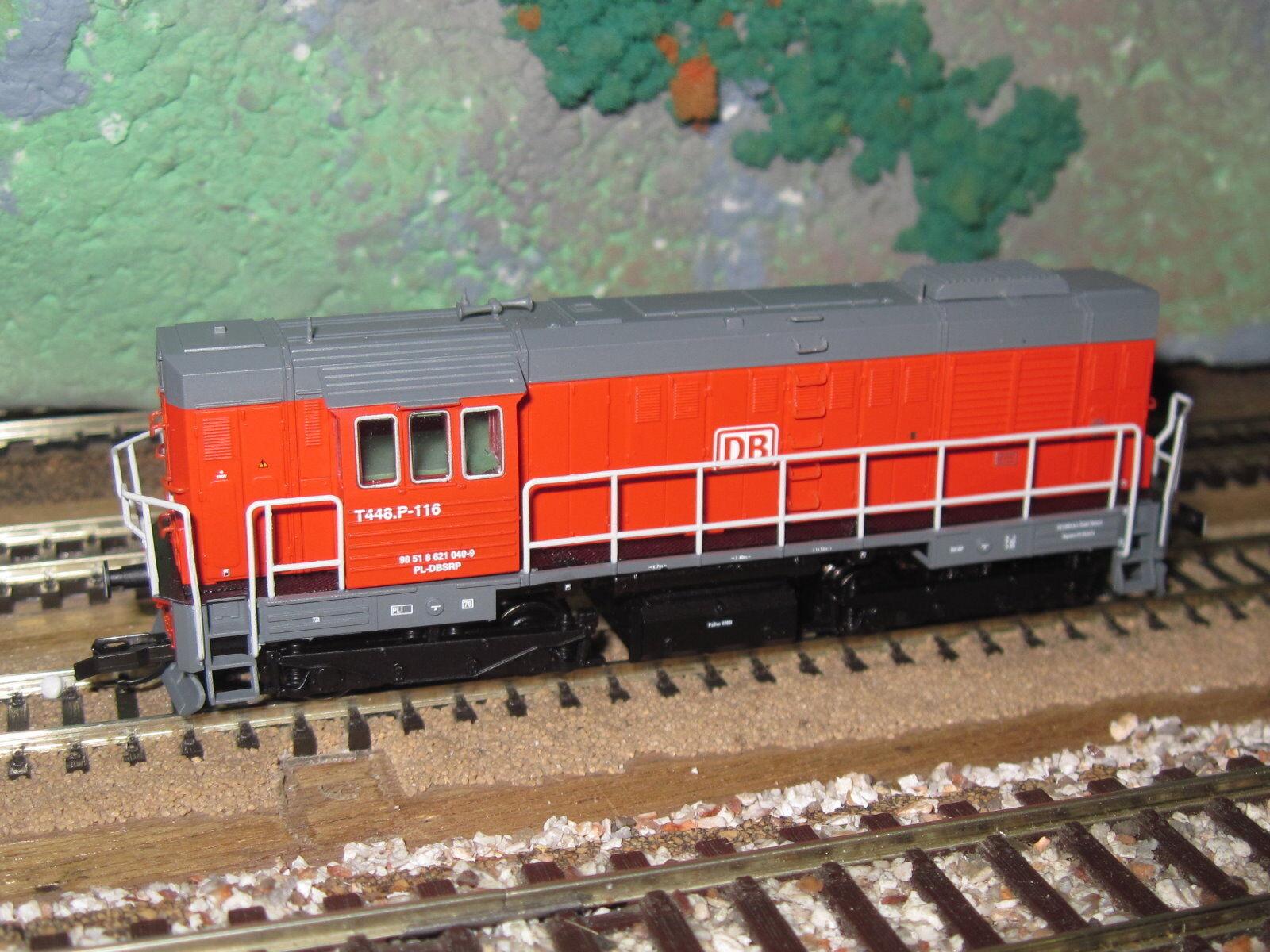 Tillig 02754-pista TT-DC-t448.p - DB-Schenker-rail Polska