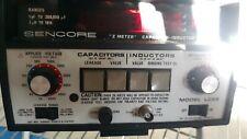Sencore Lc53 Capacitance Inductance Meter Lcr