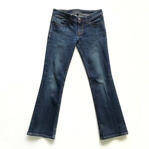5740ebeed7230 DL1961 Milano Boot Cut Jeans Petite Size 27 Medium Dark Wash Bootcut ...