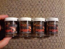 Magic Products//Brown Bear Preserved Crickets Fishing Bait Trout Bass