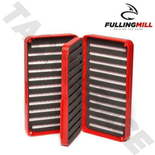 FLY FISHING FULLING MILL FLY BOX NEW TACTICAL MAX HOLDS 1158 FLIES