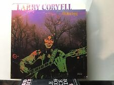 LARRY CORYELL - The Offering ~ VANGUARD 79319 *1972* w/Wilkinson, Steve Marcus