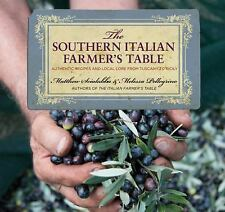 Southern Italian Farmer's Table: Authentic Recipes And Local Lore From-ExLibrary