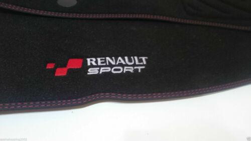 Fußmatten Renault Megane III 3 Rs Renault Sport Neu Original Letzte Stück