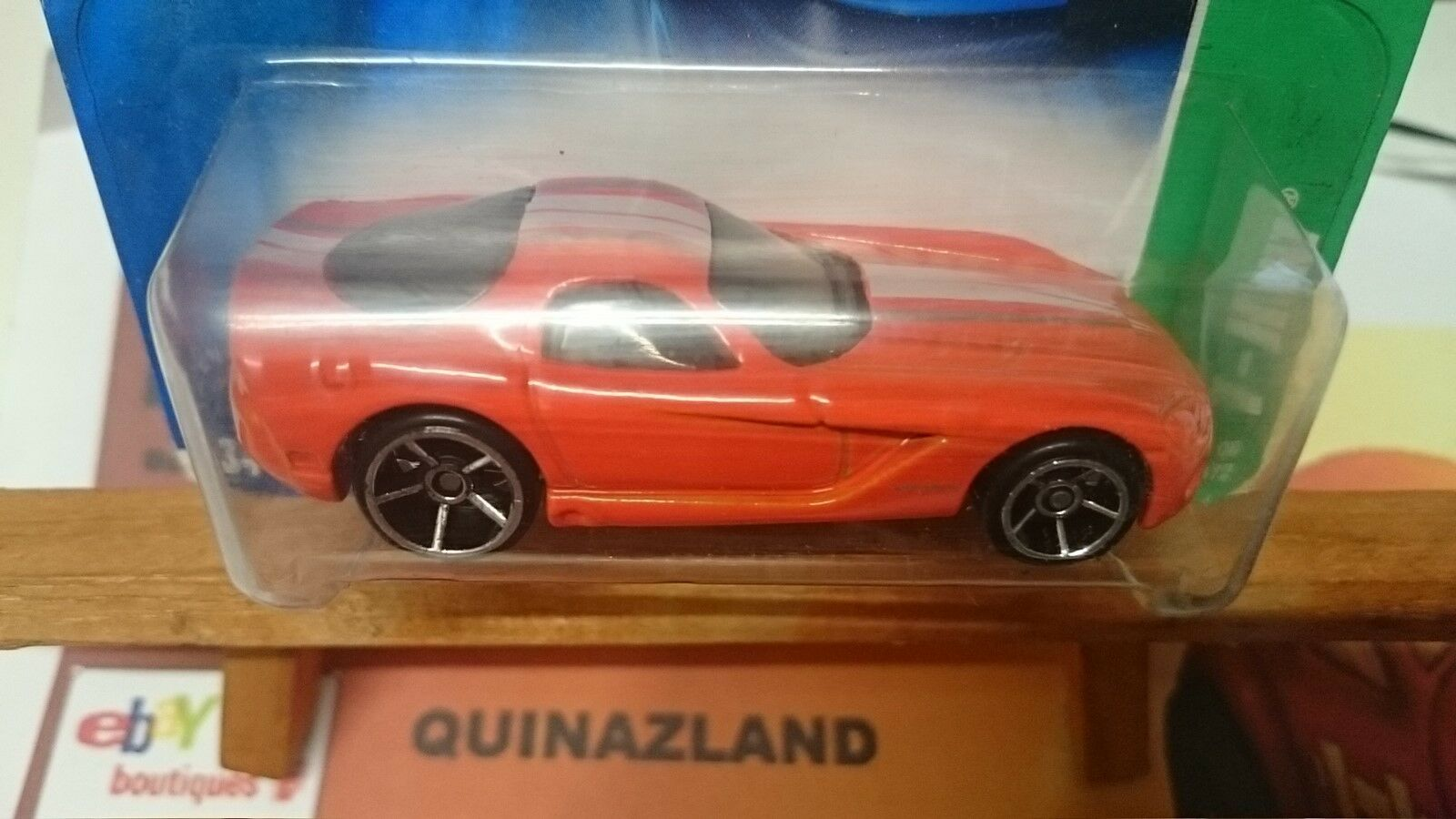 hot wheels Treasure Hunt Dodge Viper 168-2008 9990