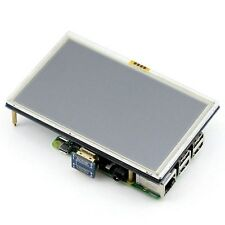 """5"""" LCD HDMI Touch Screen Display TFT LCD Panel Module 800*480 for Raspberry PI"""