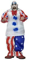 House Of 1000 Corpses - 8 Retro Style Clothed Figure - Captain Spaulding - Neca