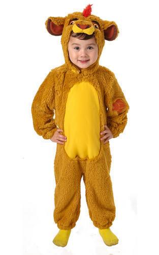 Kion Disney Costume Bambini Bambine Bambini Re Leone Guard Film Costume Outfit Nuovi