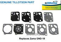 Tillotson Brand Z-gnd-18 Carburetor Kit, Gnd18