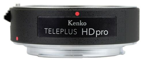 Kenko Teleplus HD Pro 1.4x DGX para caber Canon EF lentes de montaje