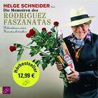 Die Memoiren des Rodriguez Faszanatas (Hörbestseller) von Helge Schneider (2013)
