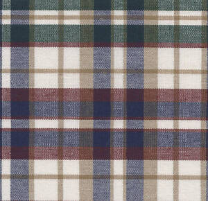 Longaberger-XS-Gatehouse-Woven-Traditions-Plaid-Liner