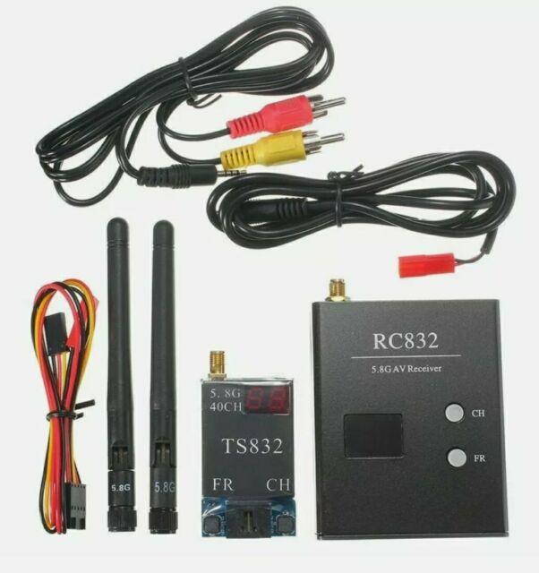 5.8G 48Ch 25MW//600mW TS5828 AV Wireless Video Transmitter For qav250 H4I5 X0J8