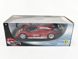 Modification Hotwheels 1/18 - Ferrari 333 Sp Daytona 1998 Z0058