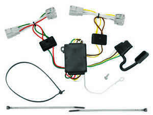 toyota tacoma trailer wiring diagram 2005-2015 toyota tacoma trailer hitch wiring kit harness ... #5