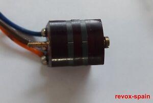 REVOX-A77-CABEZA-BORRADOD-4-PISTAS-Ref-89-01-0302-FUNCIONANDO
