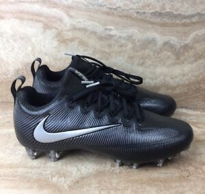 6482da04e721 Nike Vapor Untouchable Pro Men s FootBall Cleats Black Metallic ...