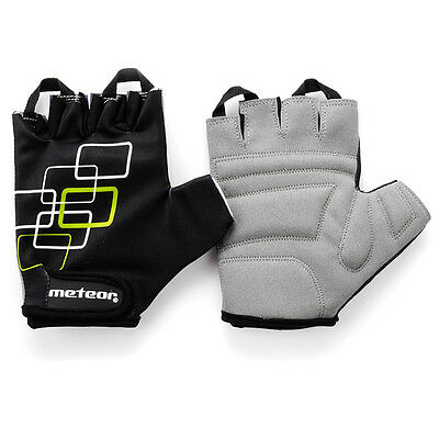 100% QualitäT New Unisex Cycling Gloves Bike Half Finger Bicycle Gel Padded Fingerless Sports