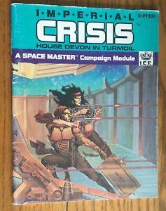 Imperial Crise Interne Devon Dans La Tourmente. Un Espace Master Campaign Module Ice-afficher Le Titre D'origine RafraîChissement
