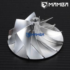 Details about Billet Turbo Compressor Wheel Garrett T04E Trim 46  442293-0015 (50 8 / 75mm) 6+6