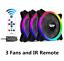 3-5PCS-RGB-Case-Fans-120mm-DR12-PRO-Kit-PC-Computer-Remote-Control-Fan-Cooling thumbnail 13