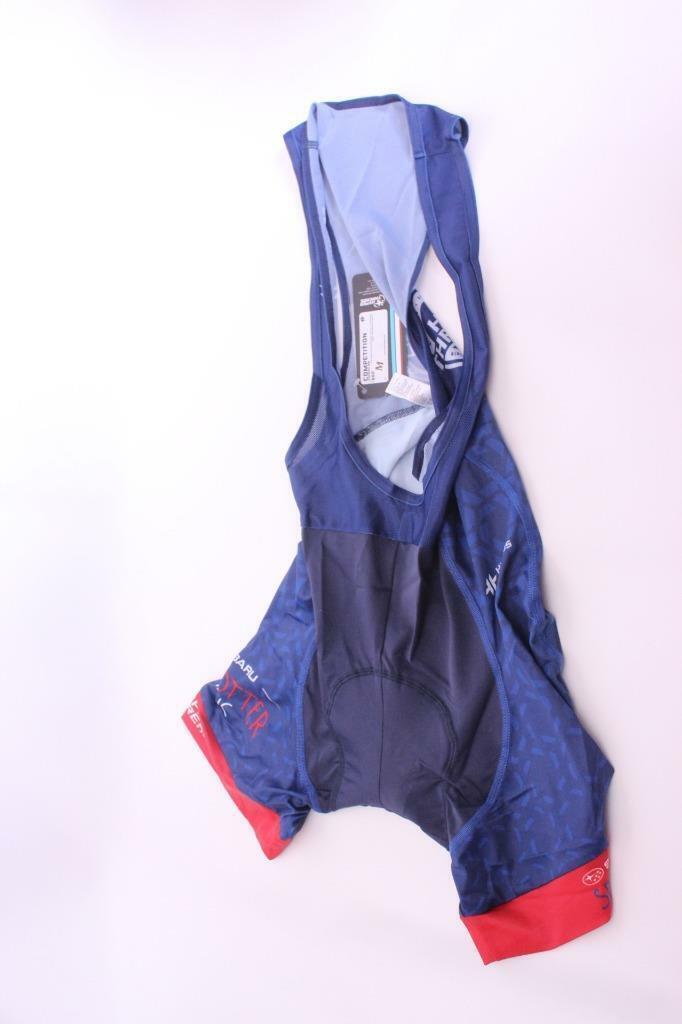 New Hyperthreads mujer Competition Bib Padded Sea Otter Shorts Shorts Shorts Bike Medium azul 7a91bb