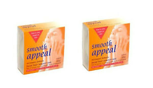 Smooth-Appeal-Microwave-Facial-Face-Hair-Remover-Removal-Hard-Wax-Waxing-Kit
