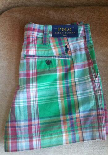 NWT Polo Ralph Lauren Women/'s Chino Shorts Size 4
