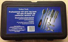 "Todays Tools TT Professional 1/2""-3/4"" Tap Back Nut & 15-22mm (99.858)"