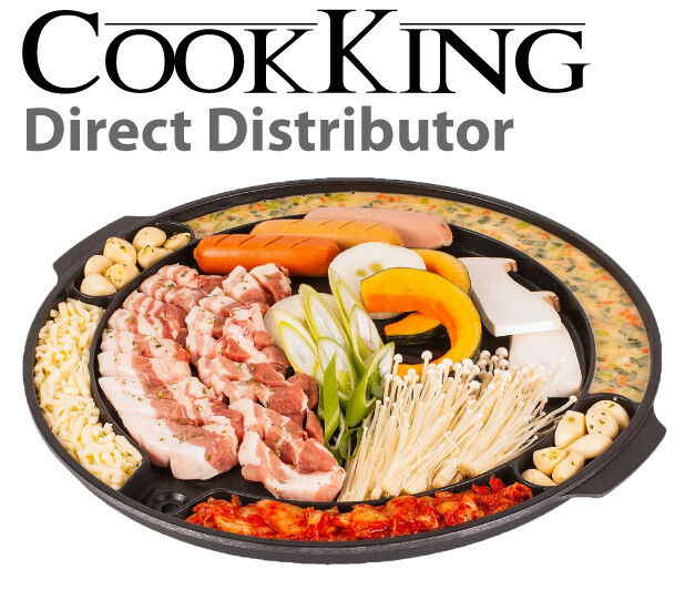 CookKing - Master Grill Pan Korean BBQ Grill Pan - All in One - FREE  SHIPPING