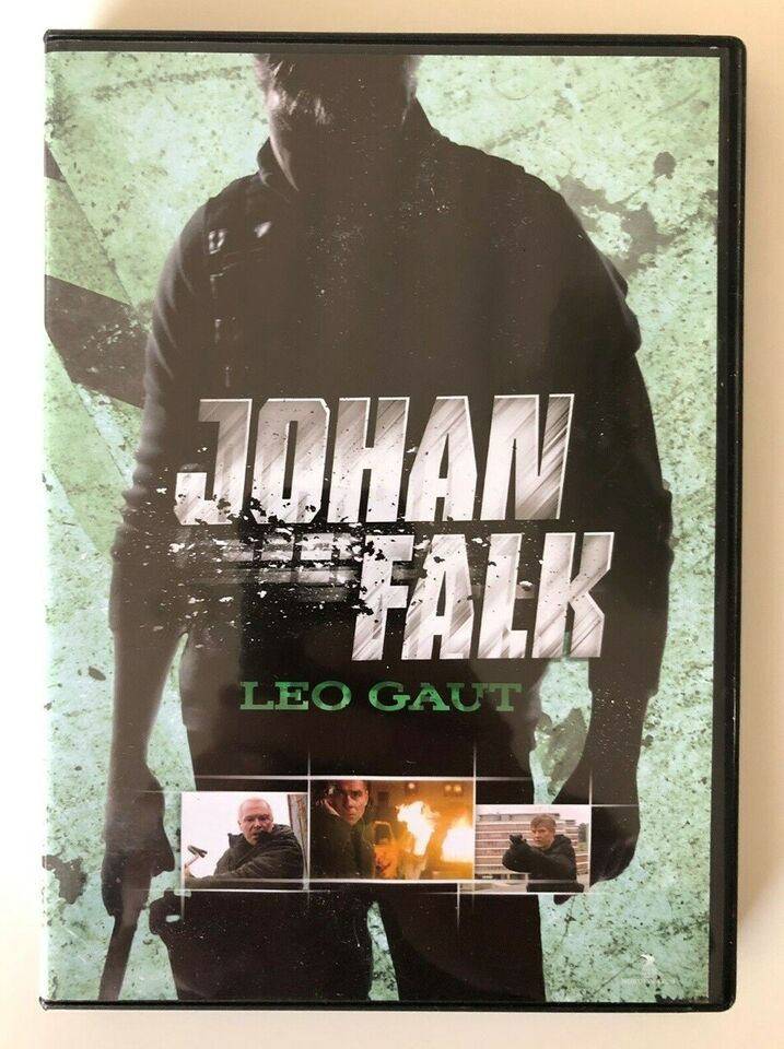 Johan Falk, DVD, krimi