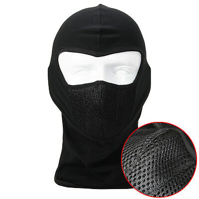 Breathable Ninja Motorcycle Cycling Skiing Balaclava Helmet Liner Full Face Mask